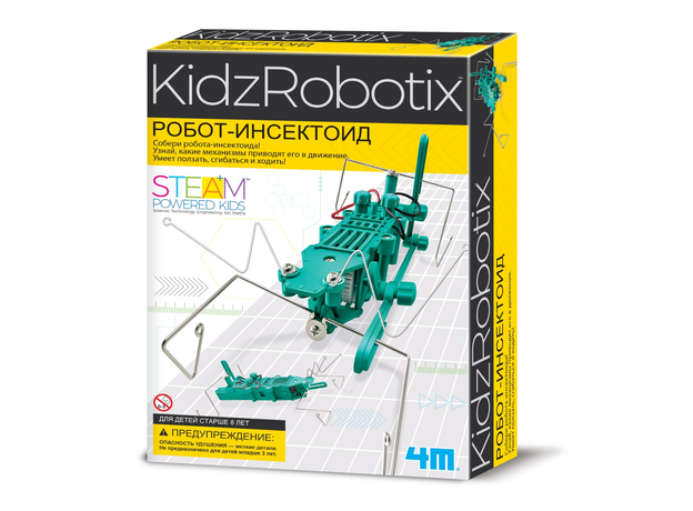 4M 00-03367 Набор Робот-инсектоид, фото