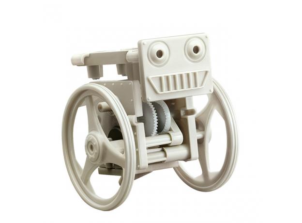 Набор 4M 00-03377 Солнечные мини-роботы. 3 в 1, фото , изображение 6