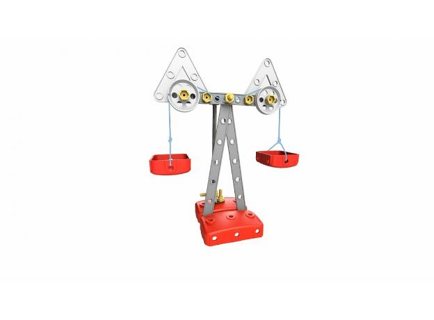32657 MINILAND Конструктор механический (191 деталь), фото , изображение 3