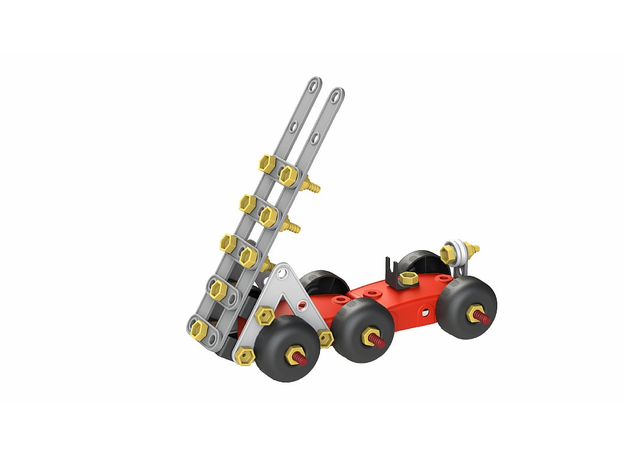 32657 MINILAND Конструктор механический (191 деталь), фото , изображение 4