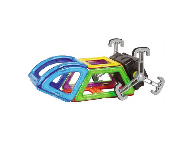Магнитный конструктор MAGFORMERS 707012 Funny Wheel Set 20, фото , изображение 6
