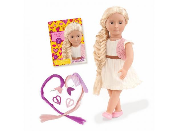 Кукла делюкс 46 см Our Generation с растущими волосами Фиби, фото