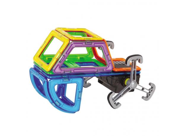 Магнитный конструктор MAGFORMERS 707012 Funny Wheel Set 20, фото , изображение 9