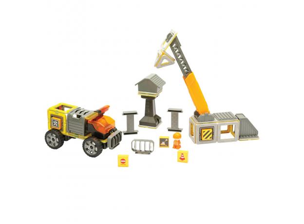 Магнитный конструктор MAGFORMERS 717004 Amazing Construction Set, фото , изображение 11