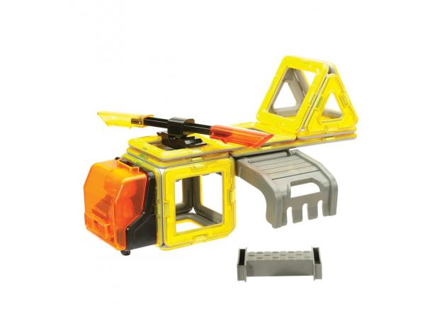 Магнитный конструктор MAGFORMERS 717004 Amazing Construction Set, фото , изображение 8