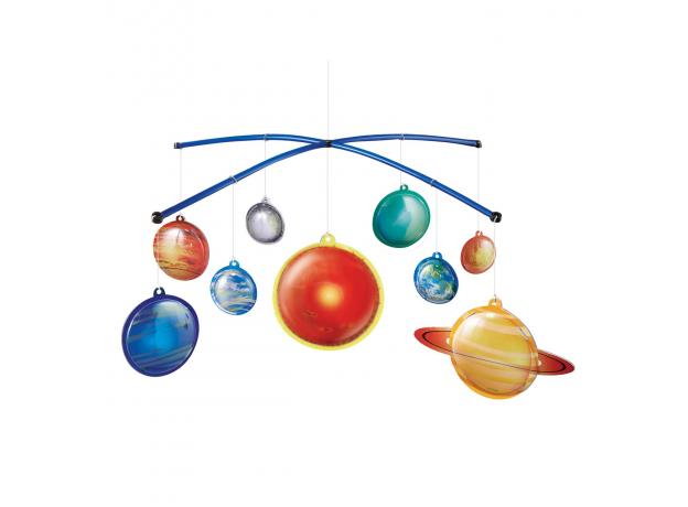 Набор 4M 00-03225 Солнечная система. Подвесной макет, фото , изображение 4