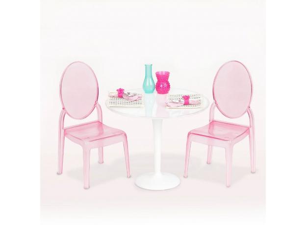 Набор Our Generation «Стол и два стула» для куклы 46 см, фото