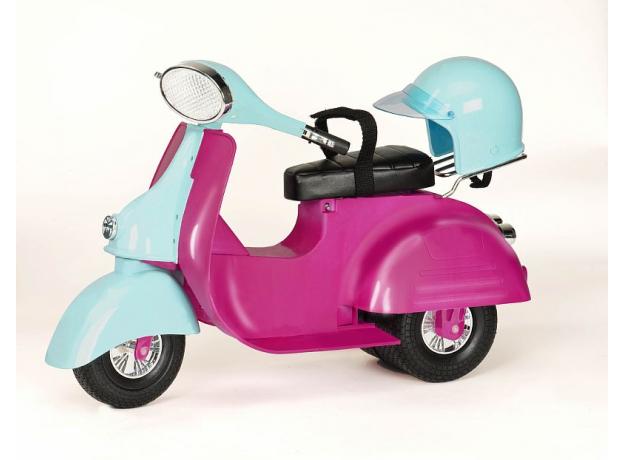 Скутер для куклы 46 см Our Generation, фото
