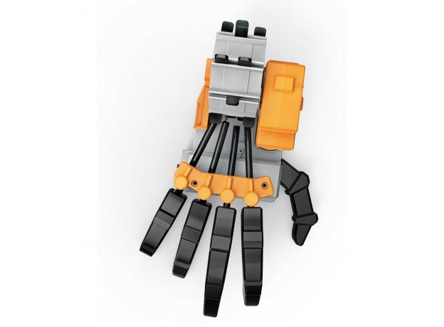 Набор 4M  Моторизированная рука, фото , изображение 4