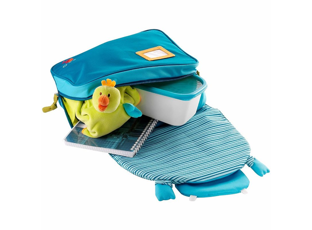 Школьный рюкзак Lilliputiens «Бегемотик Арнольд», фото , изображение 4