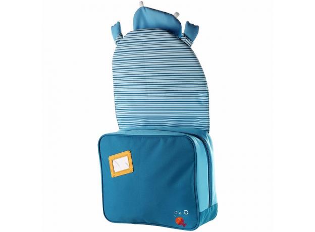 Школьный рюкзак Lilliputiens «Бегемотик Арнольд», фото , изображение 5