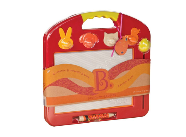 Доска для рисования B.Toys (Battat) «Toulouse Laptrec», фото