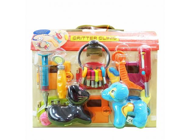 Детский ветеринарный набор B.Toys (Battat) «Critter Clinic», фото , изображение 2