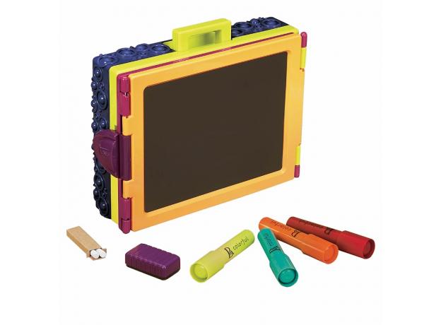 Складной мольберт для рисования B.Toys (Battat), фото , изображение 4