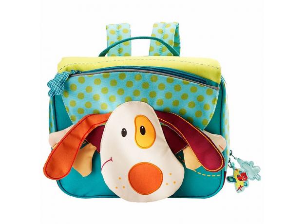 Школьный рюкзак Lilliputiens «Собачка Джеф», фото
