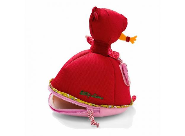Музыкальная мягкая игрушка-копилка Lilliputiens «Красная Шапочка», фото , изображение 2