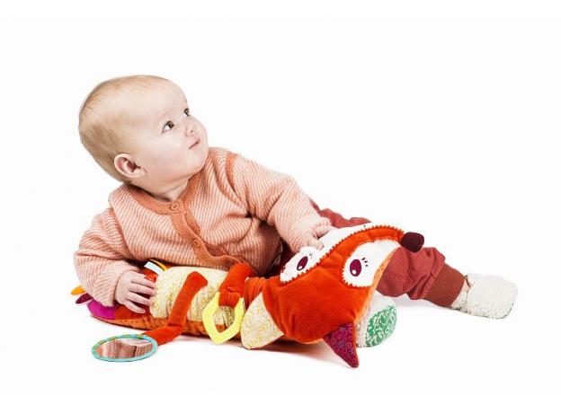 Развивающая игрушка Lilliputiens «Лиса Алиса», фото , изображение 2