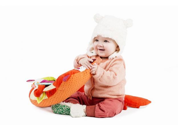 Развивающая игрушка Lilliputiens «Лиса Алиса», фото , изображение 3