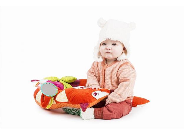 Развивающая игрушка Lilliputiens «Лиса Алиса», фото , изображение 4