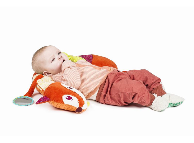 Развивающая игрушка Lilliputiens «Лиса Алиса», фото , изображение 6