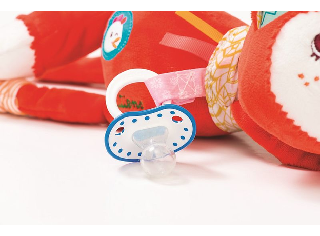 Развивающая интерактивная мягкая игрушка Lilliputiens «Лиса Алиса» , фото , изображение 6