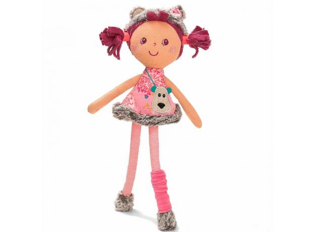 Мягкая цирковая кукла Lilliputiens Цезария, фото