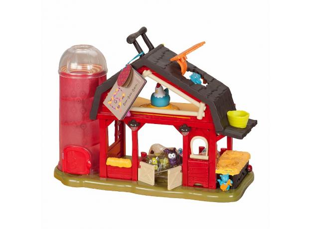 Музыкальная ферма B.Toys (Battat), фото , изображение 2