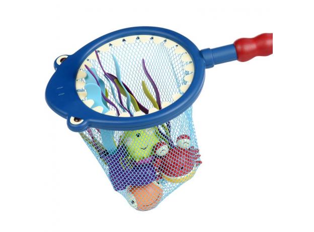 Набор игрушек для ванной B.Toys (Battat) «Акула», фото , изображение 5