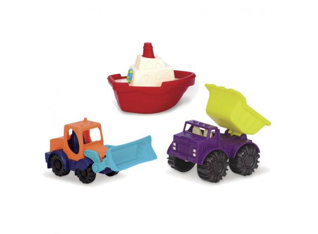 Набор игрушек B.Toys (Battat) «Мини-техника», фото , изображение 2