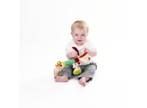 Развивающая игрушка Lilliputiens «Собачка Джеф», фото , изображение 2