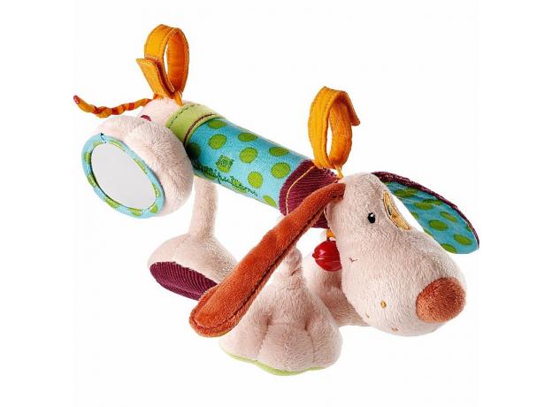 Развивающая игрушка Lilliputiens «Собачка Джеф», фото , изображение 3