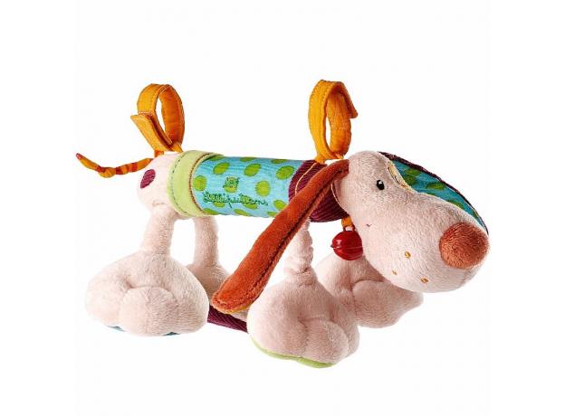 Развивающая игрушка Lilliputiens «Собачка Джеф», фото