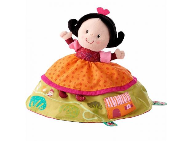 Двусторонняя игрушка Lilliputiens «Белоснежка», фото