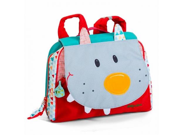 Дошкольный рюкзак Lilliputiens «Волк Николас»; А5, фото