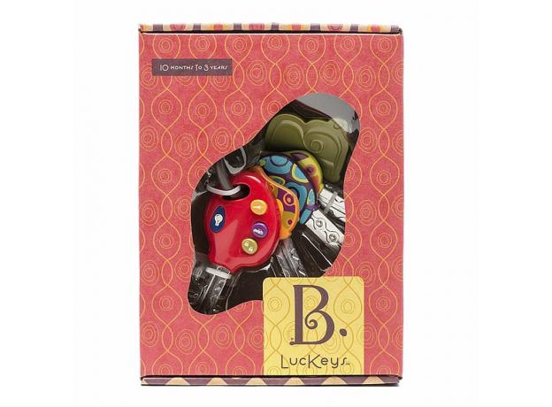 Набор электроных ключиков B.Toys (Battat), фото , изображение 2