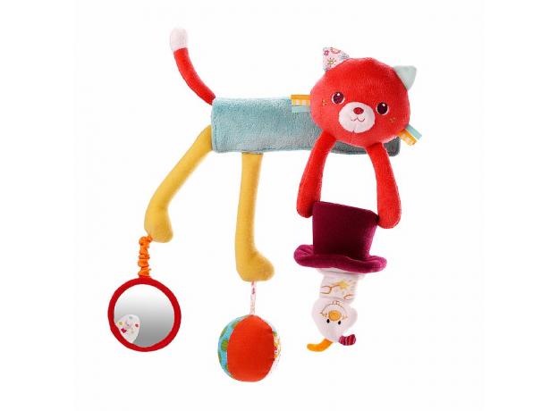Игрушка подвесная Lilliputiens «Кошечка Коллет» , фото