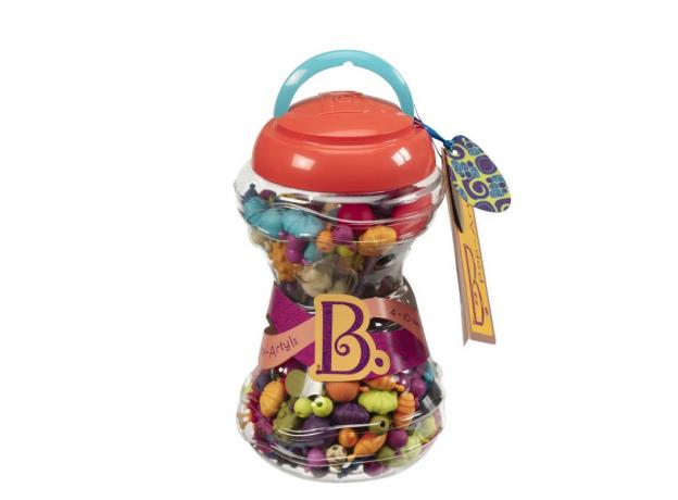 Мини-набор для детских украшений B.Toys (Battat), фото , изображение 2