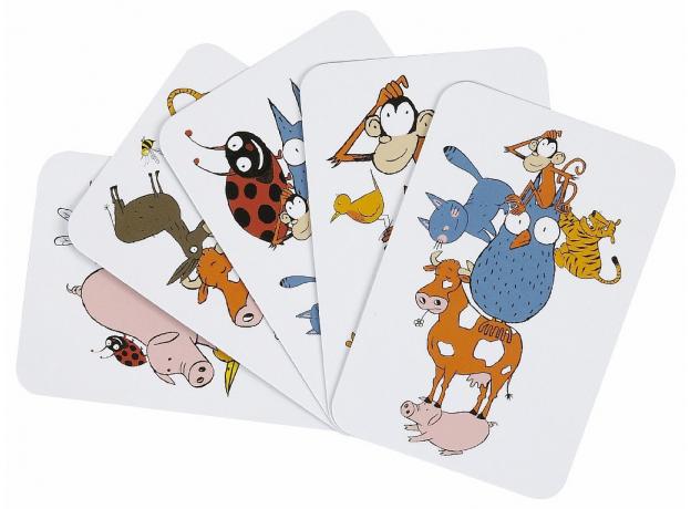 DJECO Карточная игра Батафлеш 05119, фото , изображение 4