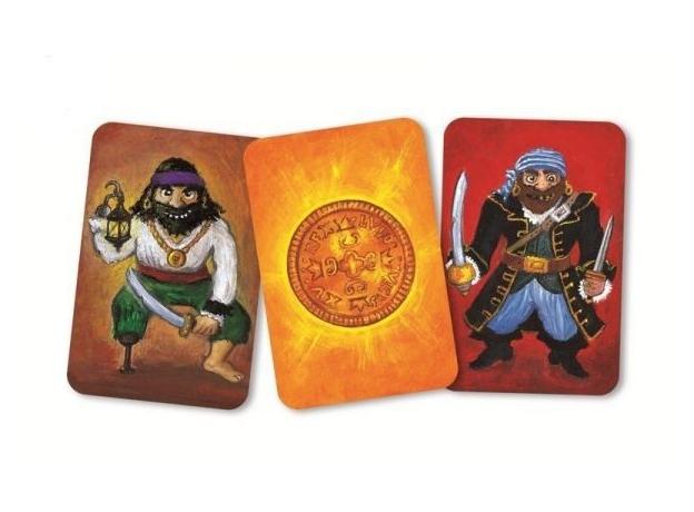 DJECO Карточная игра Пират, фото , изображение 2