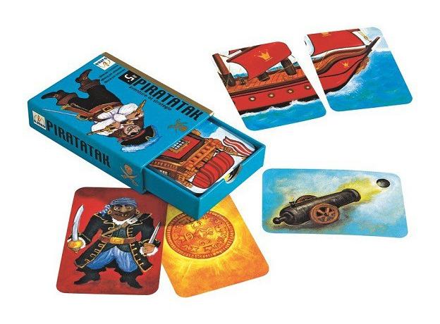 DJECO Карточная игра Пират, фото , изображение 7
