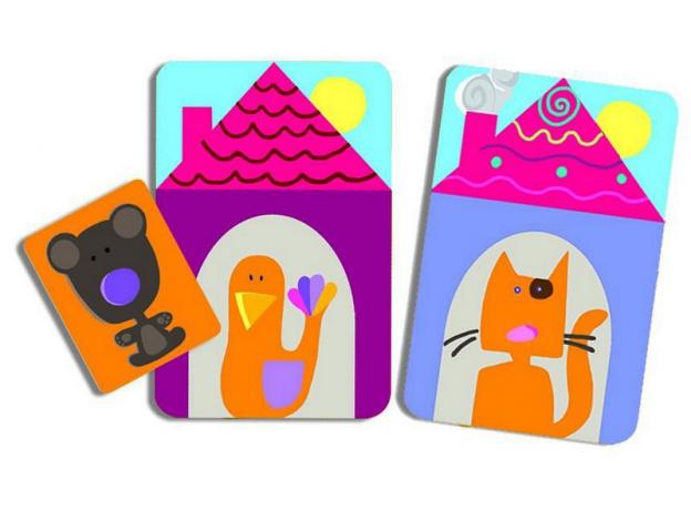 DJECO Карточная игра Где Додо 05106, фото , изображение 6