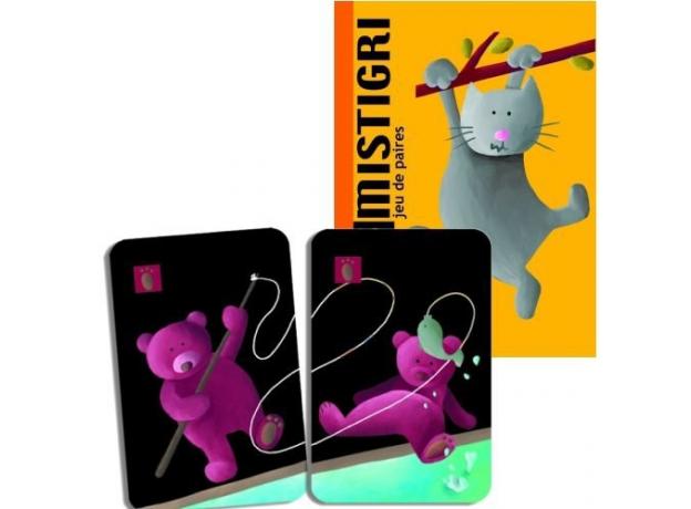 DJECO Карточная игра Мистигри 05105, фото , изображение 4