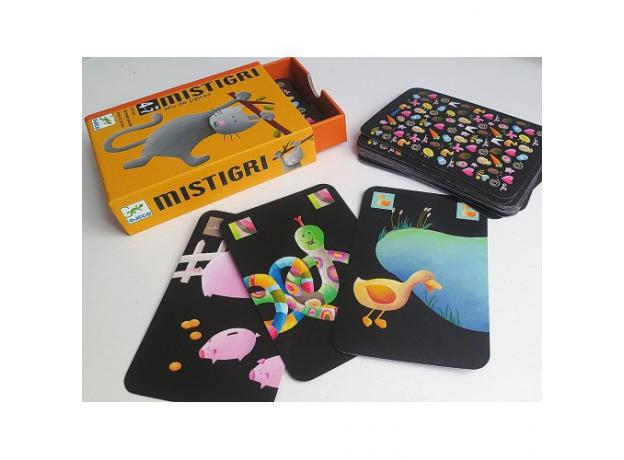 DJECO Карточная игра Мистигри 05105, фото , изображение 10