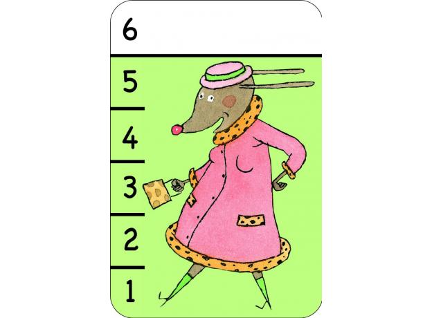DJECO Карточная игра Батаваф 05104, фото , изображение 4