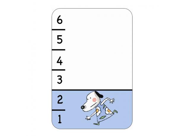 DJECO Карточная игра Батаваф 05104, фото , изображение 5