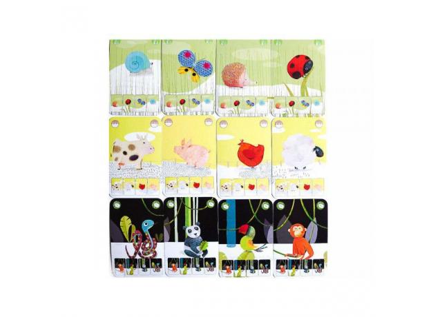 DJECO Игральные карты «Маленькая природа» 05129, фото , изображение 4