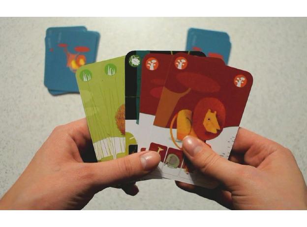 DJECO Игральные карты «Маленькая природа» 05129, фото , изображение 8