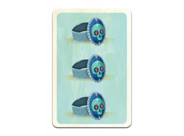 DJECO Детская наст.карт. Игра Сокровища, фото , изображение 3