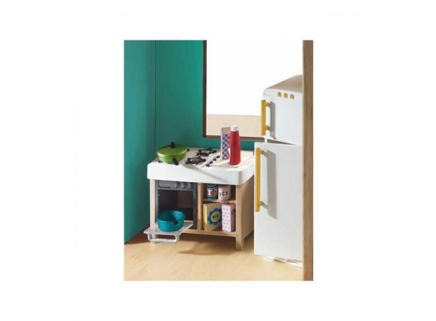 DJECO Мебель для кукольного дома Кухня 07823, фото , изображение 2