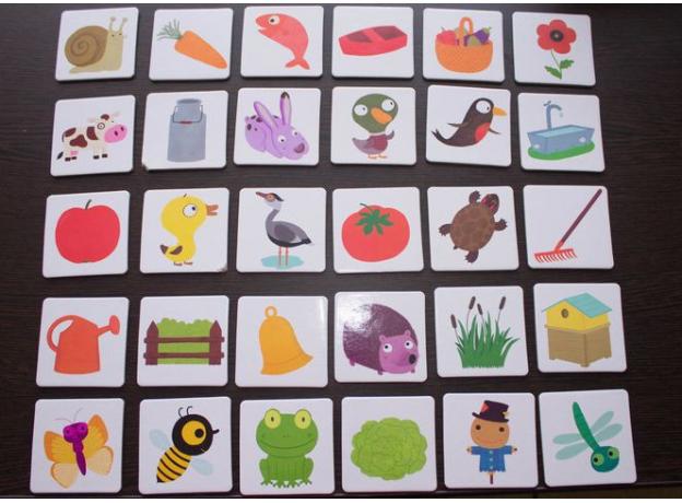 DJECO Игра на ассоциации «Зверята» 08553, фото , изображение 9